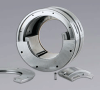 Directed Lubricated Thrust and Journal Bearings -- LEG