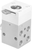 Front panel valve -- SVS-4-1/8 -Image