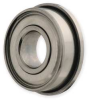 Radial Bearing,Flanged,Bore 0.3750 In -- 1ZGE2