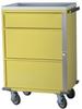 30 Inch Cabinet Three Drawer Breakaway Lock E30-3B -- E30-3B