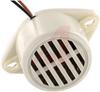 Buzzer, DC; 35 mA; 24 VDC; 400 Hz + 50 Hz; -40 to degC; Lead Wire; 18 mm -- 70115803