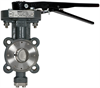 High Performance Butterfly Valve - Carbon Steel Body, 285 PSI -- LCS-6822