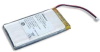 Lithium Polymer Battery Pack, 3.7V/1,200mAh Capacity, PCM, Wire and Connector -- LP802294-1200