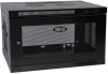 SmartRack 6U Low-Profile Switch-Depth Wall-Mount Rack Enclosure Cabinet -- SRW6U -- View Larger Image