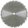 Saw Blade,Carbide Tip,10 In D,24 Tooth -- 5YAY0
