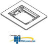 Legrand - Wiremold One-Gang Brass or Brushed 818TCAL.. -- 817B