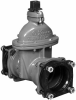 Resilient Wedge Gate Valves With Aqua-grip® X FL. Ends -- 4