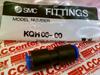 SMC KQH06-00 ( FITTING, STRAIGHT UNION *LQA ) -Image