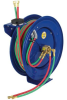 EZ-COIL® SAFETY SERIES WELDING HOSE REELS -- HEZ-SHWT-150 -- View Larger Image