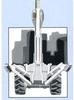 "Backhoe Pads - 4.5"" Thick Backhoe Pads -- B4512-14-SP14"