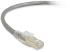 15FT Gray CAT6 250MHz Patch Cable F/UTP CM Locking Snagless -- C6PC70S-GY-15 - Image