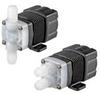 High Resolution DC Metering Pump -- HRP-54V/H-2 -- View Larger Image