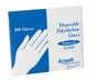 Ansell Polyethylene Gloves, Large, 10 boxes of 100 gloves each -- EW-09705-02 - Image
