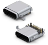 SuperSpeed USB 3.1 Type C Receptacle