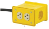 EZ-Coil® Safety Series Electric Cord Reels -- HEZ-PC13-5012-B -Image