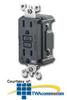 Leviton 15Amp SmartLockPRO GFCI Receptacle -- W7599-00E - Image