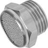 Pneumatic muffler -- AMTE-M-H-G18 -Image