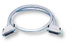 RS232 Null-Modem Cable, DB-9 Female to DB-9 Female, 1m -- 182238-01 - Image