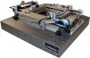 Air-Bearing Direct-Drive Open-Frame Linear Stage -- ABL3600