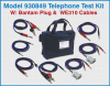 Telephone/Telco Test Kit -- Model 930849