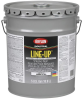 Krylon Industrial Coatings Line-Up Parking Lot Red Striping Paint - 5 gal Pail - 00860 -- 724504-00860