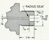 Non-Union Connector -- 12H-Series -- View Larger Image
