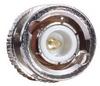 BNC Auto-Terminating (F-M-F) T Adapter, 50 Ohm -- BA45