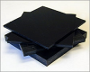 ACETAL Sheet - Black Extruded