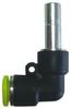 Push-Quick Plug-In Elbow, 1/8