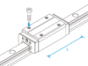 Linear Motion Guide HSR -- HSR55LR-Image