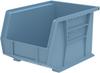 Bin, AkroBin 10-3/4 x 8-1/4 x 7, Light Blue -- 30239LTBLU
