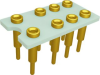 Relay Sockets, Solder Dip/8 Pin -- G6J2PY-8P-BL685 - Image