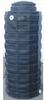 200 Gallon Quadel Titan Vertical Water Storage Tank - Black -- QI-1011