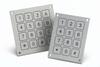 Vandal Resistant, LED Indicator Keypads -- Series 37F - Image