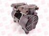 IDEX INC 72R547-V116-D303X ( TWIN CYLINDER VACUUM PUMP, 115 VAC, 60 HZ, PHASE 1, 1/3 HP, 5.3 AMP, 1650 RPM ) -Image