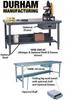 ERGONOMIC WORK BENCHES -- HWBF-TH-48120-95