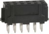 Rectangular Connectors - Headers, Receptacles, Female Sockets -- H2141-ND -Image