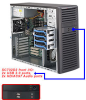 SuperChassis -- SC732D2-400B - Image
