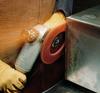 3M(TM) Abrasive Flap Disc 747D, 7 in x 7/8 in 50 X weight, 5 per case -- 051111-49609