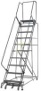 Ladder,12 Step,Ht 153 In,Metal Tread -- WA123214X