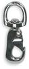 Swivel Eye Panic Snap Bolt,Chrome -- 1RCC4