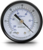 -30 to 0 inch Hg Vacuum Pressure Gauge with 2.0 inch mechanical dial -- G20-BDV-4CB - Image