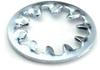#10 Internal Tooth Lock Washer, Zinc -- WSHINT0100BZ - Image
