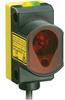 Sensor; PNP; Photoelectric; 3.5 m; LED;10 to 30 VDC; LED; Panel Mount; Plastic -- 70167917