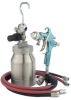 Remote Cup Outfit -- MACH 1SL w/ Hoses and 2 Qt. Aluminum Cup -- View Larger Image