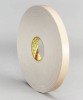 3M 4496 White Foam Mounting Tape - 48 in Width x 36 yd Length - 1/16 in Thick - 23739 -- 051115-23739 -- View Larger Image