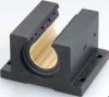 Open Twin Pillow Block -- Series OJUI-13