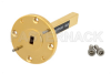 2 Watts Low Power Instrumentation Grade WR-19 Waveguide Load 40 GHz to 60 GHz -- PE-W19TR1001 - Image