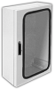 Gasketed Window Cover with 1/4 Turn Handle, NEMA 4X -- ANG1612HPLA