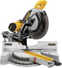 "12"" Double Bevel Sliding Compound Miter Saw -- DWS780"